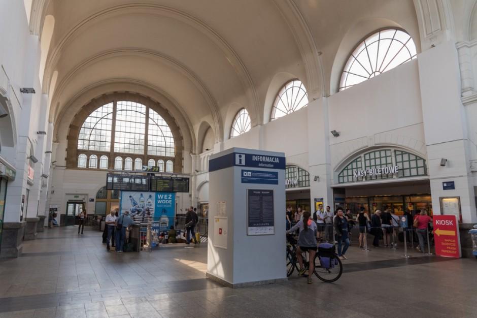 Stacje Gdańsk Główny czeka remont