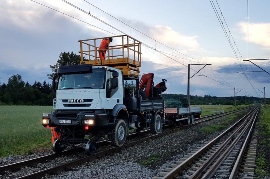 Lubelskie: Rozpoczęły się prace na linii kolejowej Lublin-Stalowa Wola