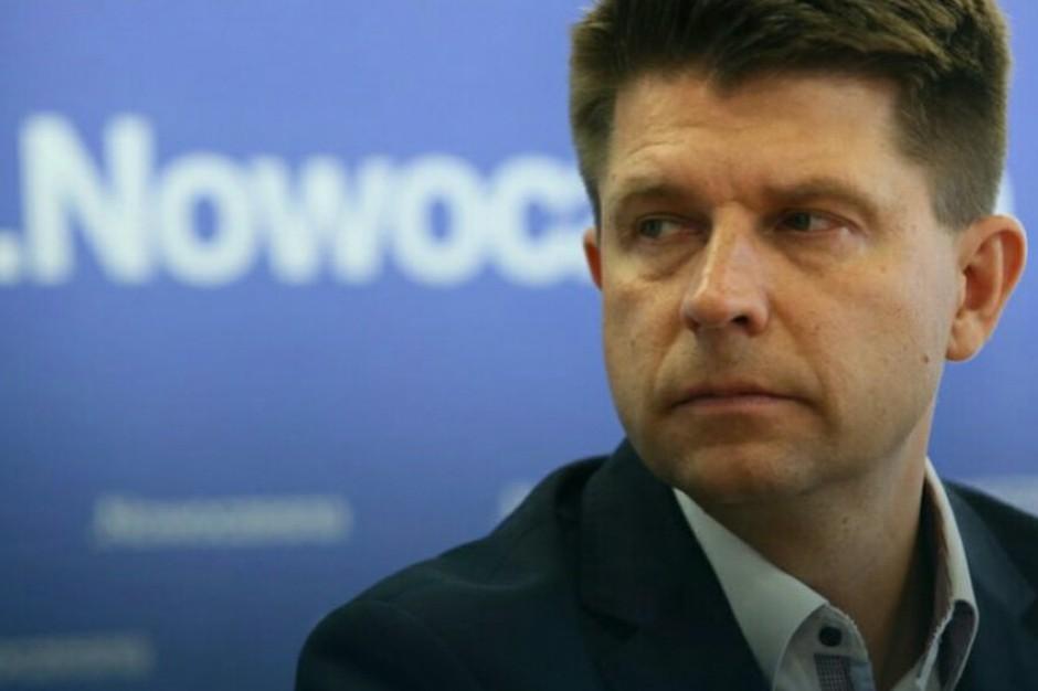 Ryszard Petru: Nowoczesna wystawi własnych kandydatów na prezydentów miast wojewódzkich