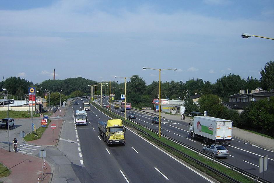 Częstochowa: Modernizację drogi nr 1 poprzedzi przebudowa odcinka sieci ciepłowniczej