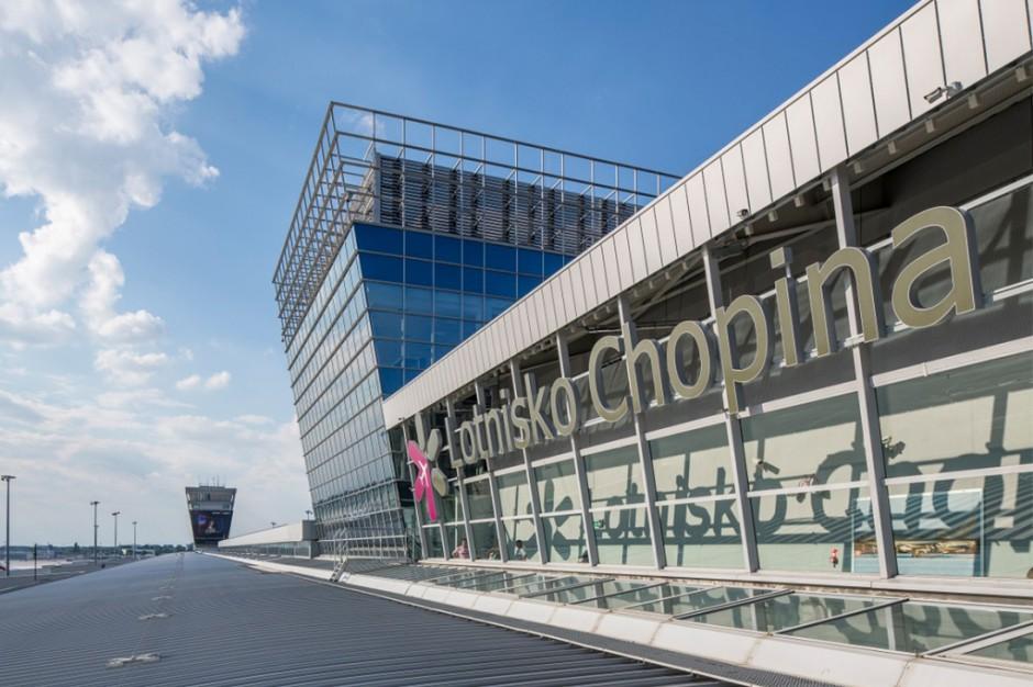 Rekordowa liczba odprawionych pasażerów na Lotnisku Chopina. Tylko w I połowie roku było ich blisko 7 milionów
