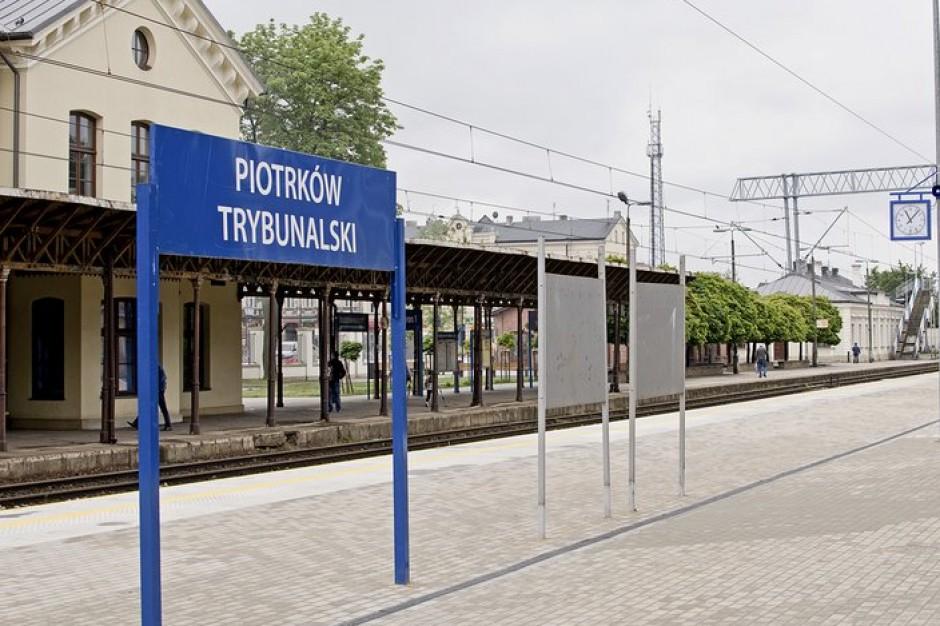 Piotrków Trybunalski: rusza remont na dworcu kolejowym