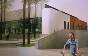 Gorzów zbuduje halę sportowo-widowiskową