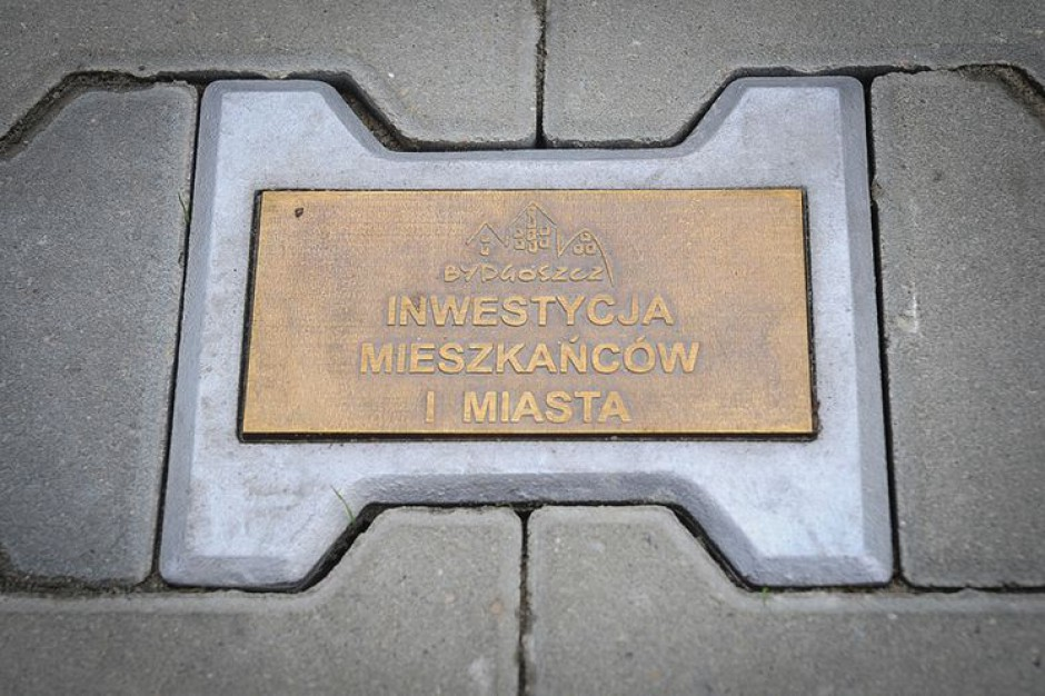 W Bydgoszczy mieszkańcy wybudowali ulicę