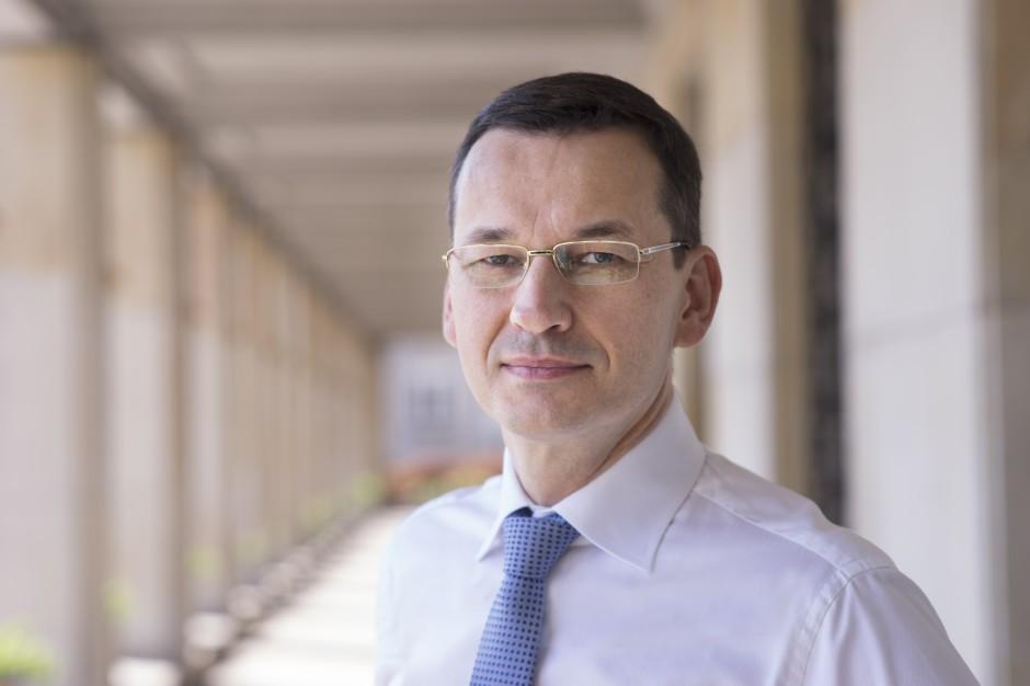 Mateusz Morawiecki powiedział ile Polska zainwestuje w infrastrukturę. Kwota jest olbrzymia