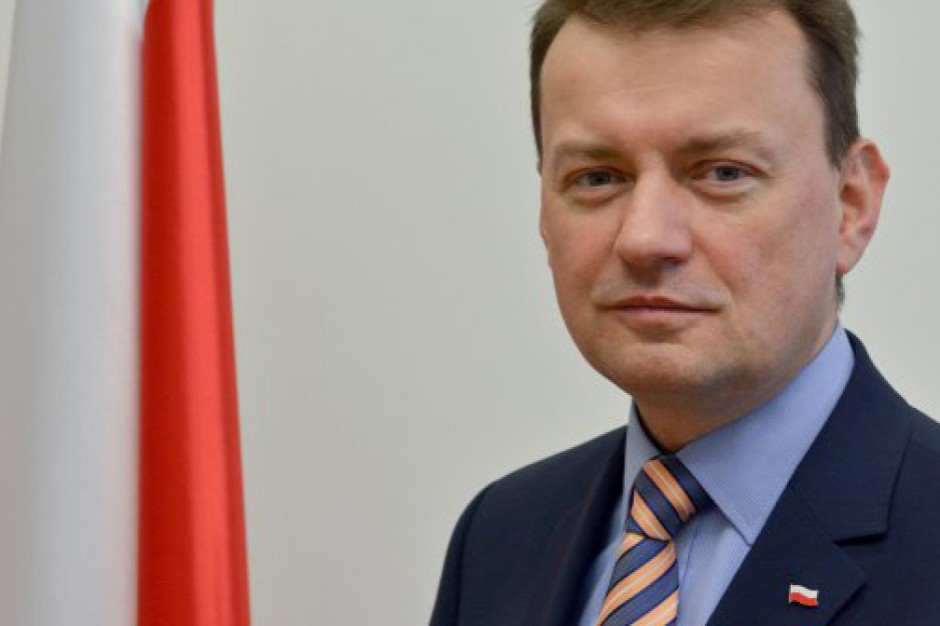 Mariusz Błaszczak: Jeśli Hanna Gronkiewicz-Waltz czuje się bezradna, powinna ustąpić ze stanowiska