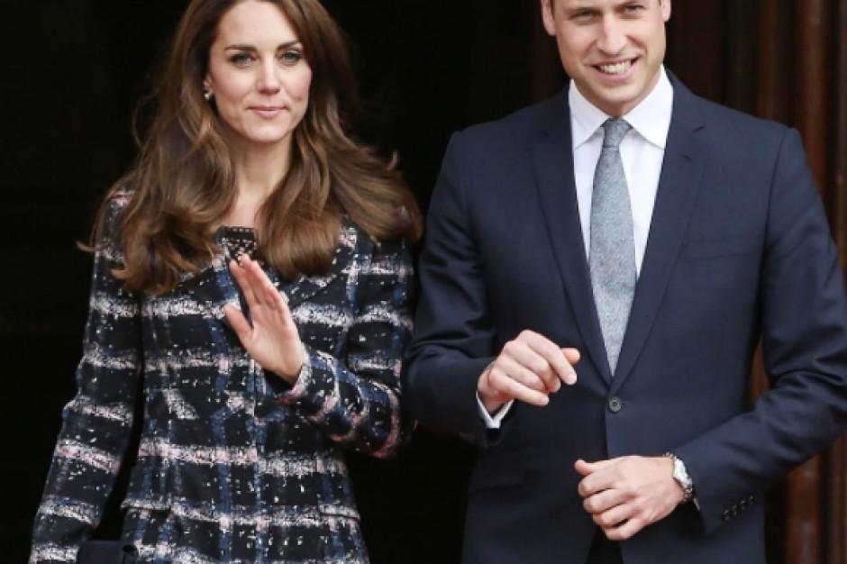 Gdańsk przygotowuje się na wizytę książęcej pary. Będą chorągiewki, bursztyny i pierogi