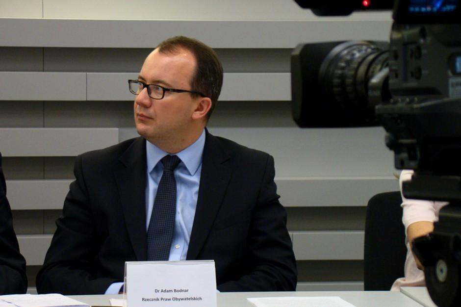 RPO ma długą listę zastrzeżeń do projektu o Narodowym Instytucie Wolności