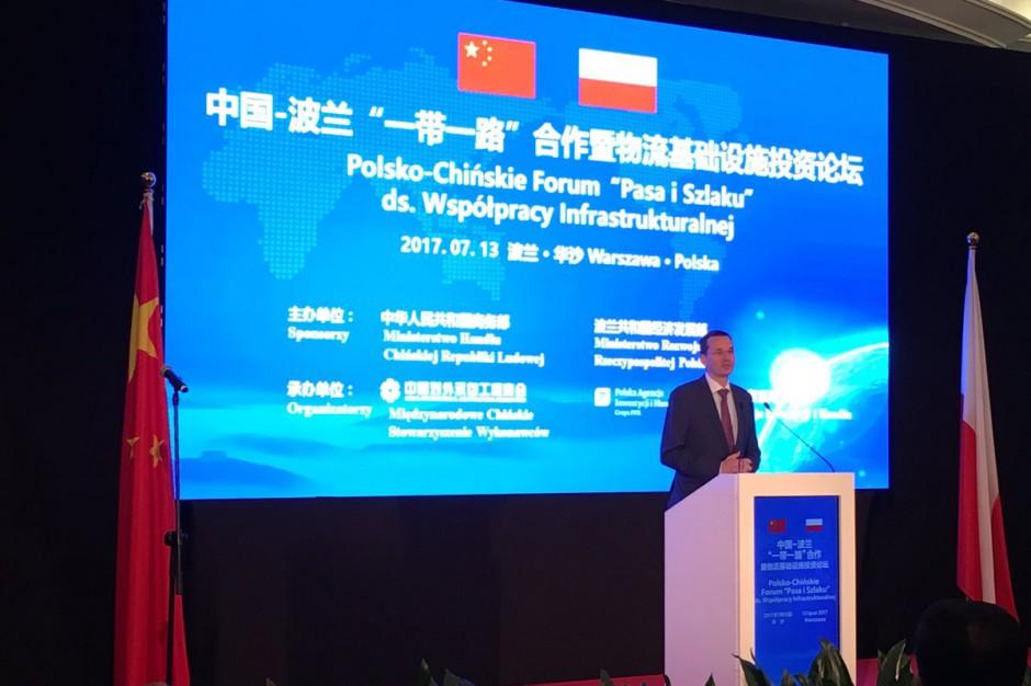 Azjatycki bank zainteresowany budową Centralnego Portu Komunikacyjnego?