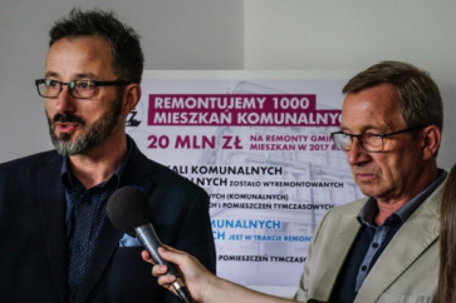 Łódź: 1000 rodzin w wyremontowanych mieszkaniach komunalnych