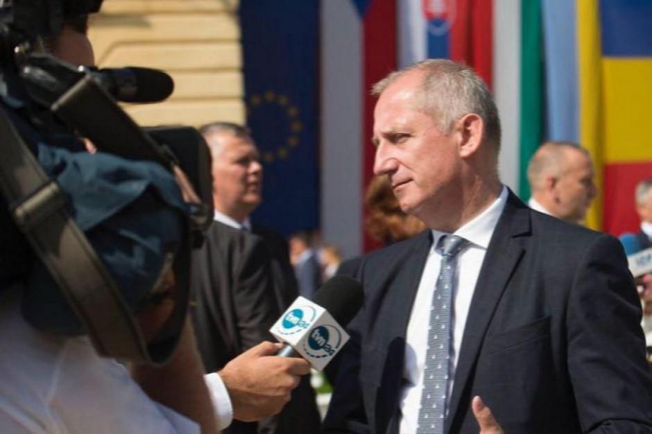 Sławomir Neumann: Trzeba obronić samorząd i nie dopuścić by przejął go PiS