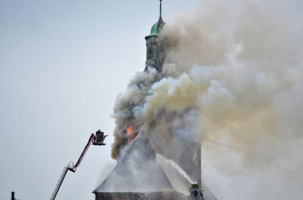 Związek Miast Polskich dołoży się do odbudowy katedry w Gorzowie Wielkopolskim?