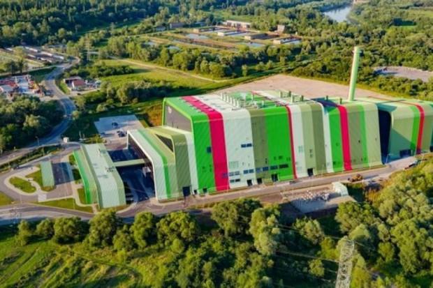 Spalarnia odpadów w Krakowie kosztowała ponad 1,5 mld zł (fot. spalarnia.krakow.pl)