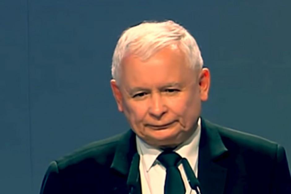 Prezes PiS: Mamy pomysły, czym zastąpić środki z opłaty paliwowej