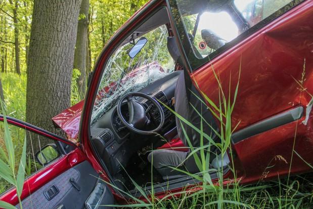 KGP: Ponad 14 tys. wypadków drogowych od początku roku