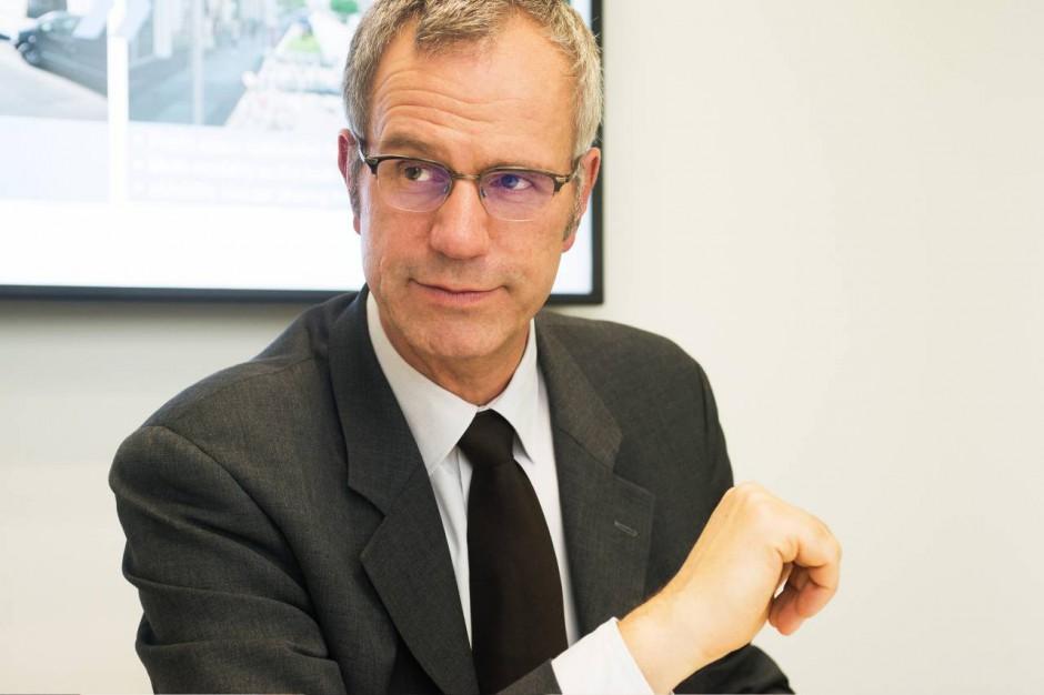 Carl Friedrich Eckhardt z BMW Group: Miasta nie radzą sobie z problemami transportowymi