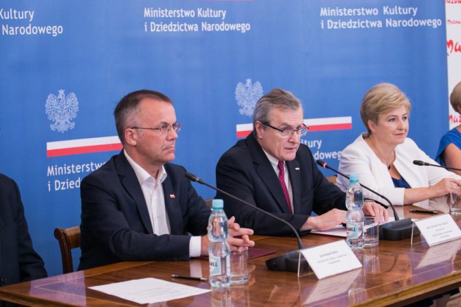 Warszawa: Podpisano list intencyjny ws. utworzenia Muzeum w Treblince