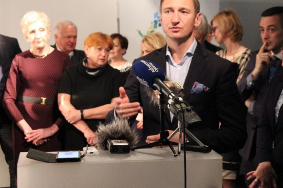 Marszałek Olgierd Geblewicz chce międzynarodowej grupy ds. Nord Stream 2