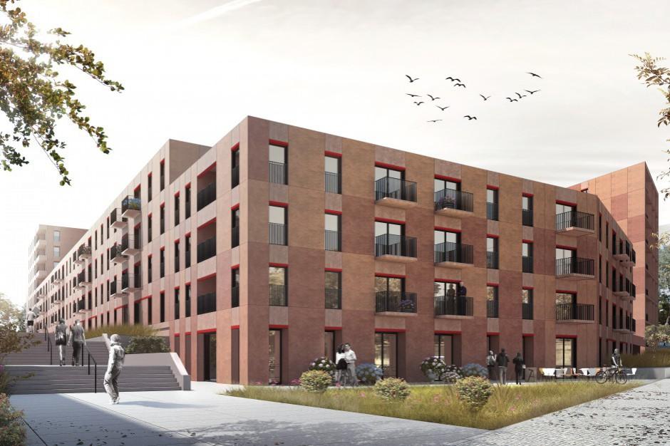 Mieszkanie Plus: Będą projektować nowe osiedle na Nikiszowcu w Katowicach