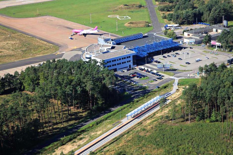 Port Lotniczy Szczecin-Goleniów z większymi udziałami województwa zachodniopomorskiego