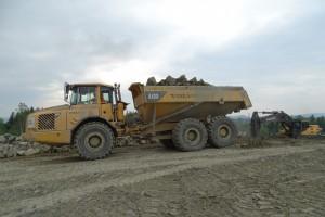 Budowa nowej zakopianki zgodnie z planem