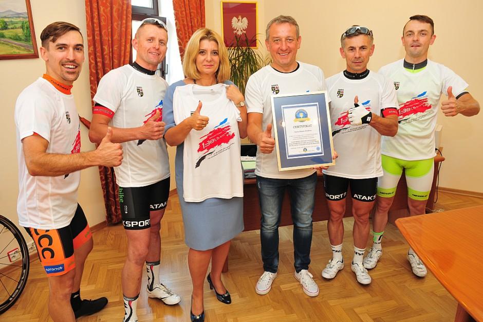 Świdniczanie oficjalnie z rekordem Polski