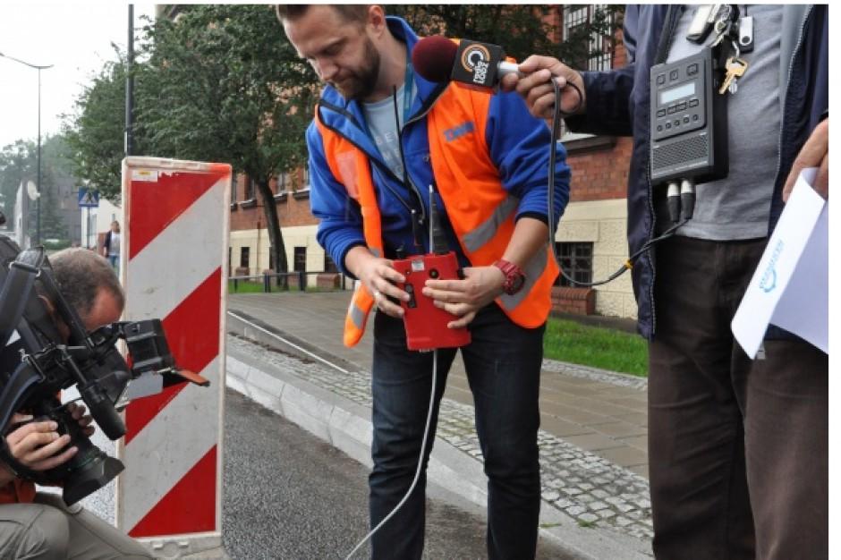 Łódzkie wodociągi stawiają na technologię. Mikrofony i elektronika pomogą wykryć awarie wodociągowe