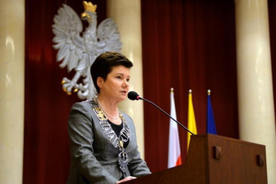 Reprywatyzacja. Hanna Gronkiewicz-Walt z kolejną grzywną za niestawienie się przed komisją