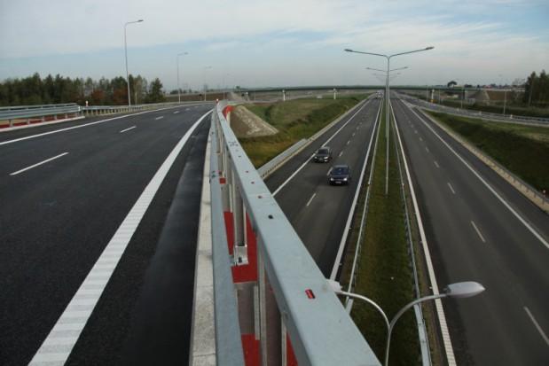 Śląskie: Budowa autostrady A1 nabiera tempa