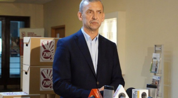 """Sławomir Broniarz, szef ZNP pisze do nauczycieli """"jesteście gwarantem stabilności dla uczniów"""""""
