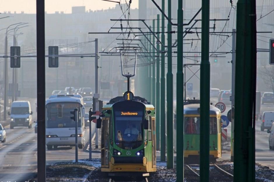 Poznań otrzymał prawie 45,5 mln zł z UE na przebudowę centrum miasta
