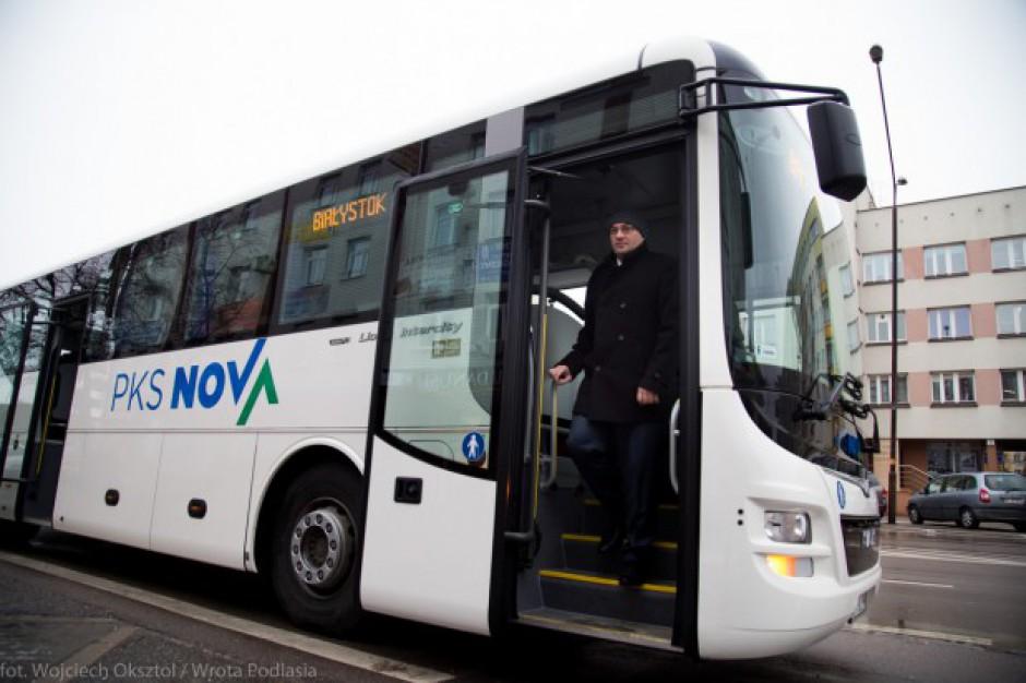 Podlaskie: Nie ma porozumienia w sprawie dworca w Augustowie. PKS Nova nie zrezygnowała ze sprzedaży
