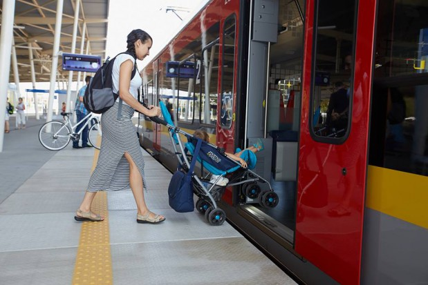 Rośnie liczba pasażerów kolei. Liderem wzrostów Łódzka Kolej Aglomeracyjna