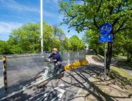 To miasta, które mają najwięcej dróg dla rowerzystów