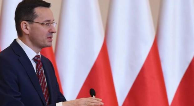 Wicepremier Mateusz Morawiecki, źródło: youtube.com