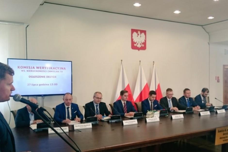 """Sebastian Kaleta ostro o działaniach Hanny Gronkiewicz-Waltz. """"Naraża miasto na zbędne koszty"""""""