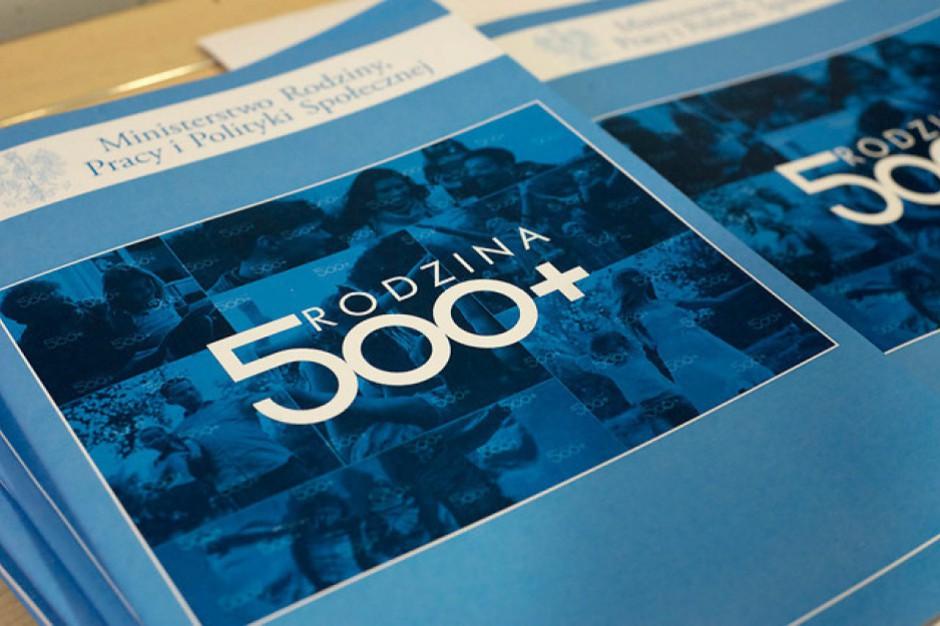 Podkarpackie: Prawie 152 tys. rodzin korzysta z programu 500 plus