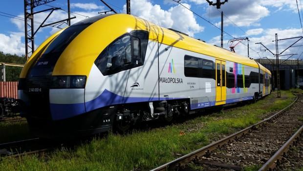 Koleje Małopolskie zanotowały kolejny wzrost. W 2017 przewiozły już ponad 2,8 mln pasażerów