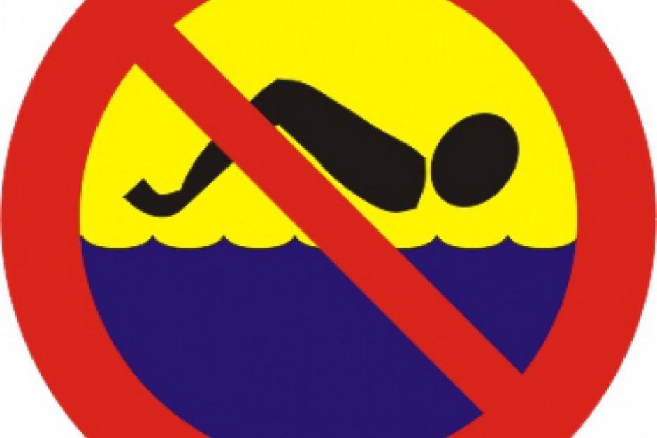 Pomorskie: Zakaz kąpieli w Bytowie z powodu bakterii coli