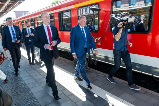 Z Berlina do Wrocławia specjalnym pociągiem. Na razie w weekendy, kiedy na stałe?