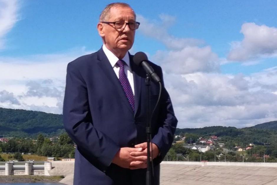 Jan Szyszko: W puszczy Białowieskiej trwa eksperyment