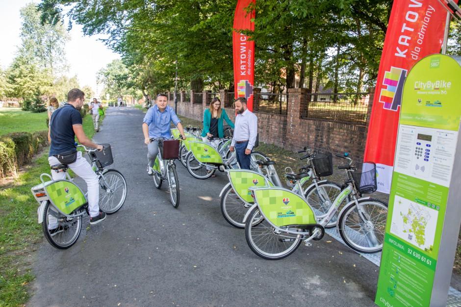Katowice i Łódź rozbudowują wypożyczalnie rowerów miejskich