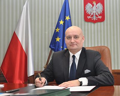 Wojewoda Zbigniew Hoffmann (fot.poznan.uw.gov.pl)