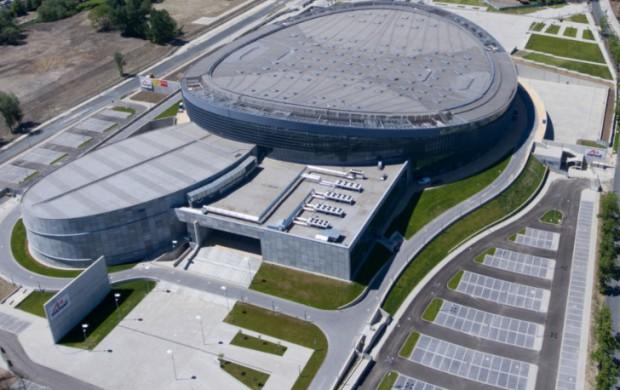 Śląskie: Gotowy układ komunikacyjny wokół Hali Gliwice