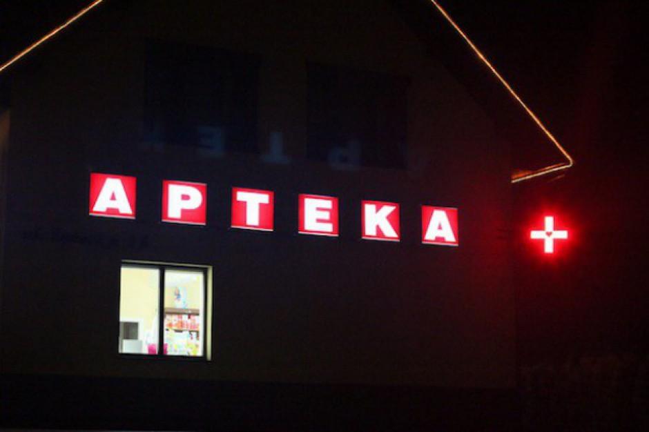 Nocne i świąteczne dyżury aptek. Uchwały swoje, apteki swoje