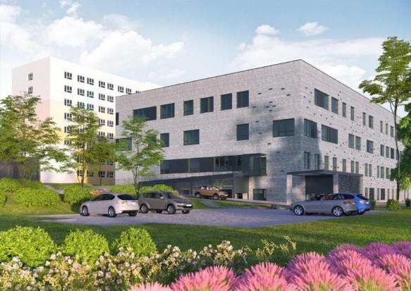 Wejherowo: 105 mln zł na rozbudowę specjalistycznego szpitala