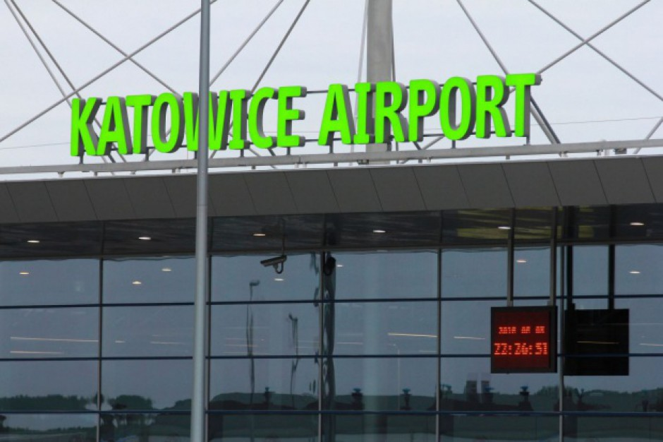 Lotnisko Katowice: Główny terminal czeka rozbudowa