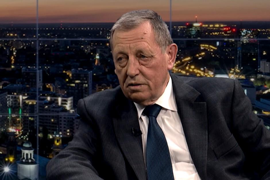 Minister Szyszko uzasadnia działania w Puszczy Białowieskiej wobec krytyki Unii