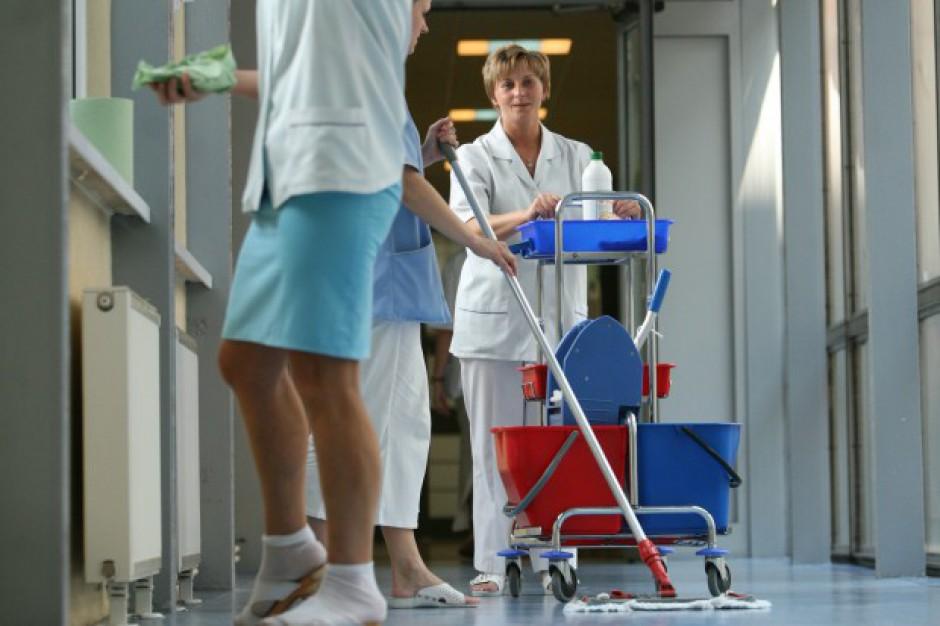 Outsourcing usług niemedycznych w szpitalach w odwrocie?