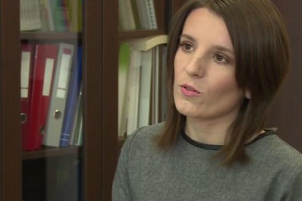Joanna Wróbel z Departamentu Zasiłków w Centrali ZUS (fot.newseria)